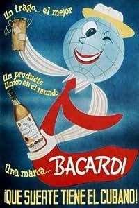 """11"""" Poster. Carteles. Cuba. Arte Cubano. Decor with Unusual images"""