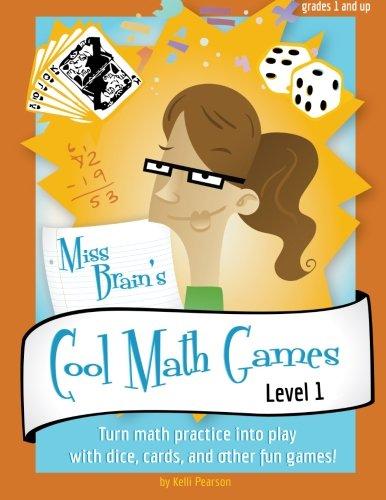 Miss Brain's Cool Math Games