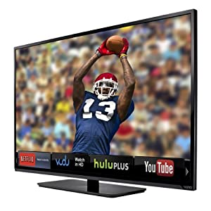 VIZIO E401i-A2 40-inch 1080p 120Hz LED Smart HDTV