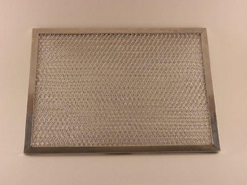 Broan Broan 97006931 Aluminum Hood Vent Filter 8-3/4 X 10-1/2 front-6851