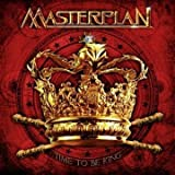 Time to Be King by Masterplan [Music CD]