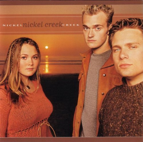 Related album art. Nickel Creek