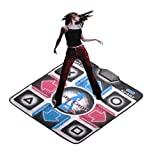 New dance pad Non-Slip Dancing Step Dance Game Mat Mats Pad for PC & TV