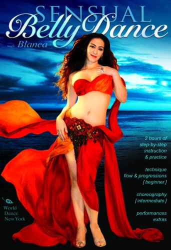 Sensual Bellydance with Blanca [DVD] [2007] [NTSC]