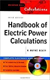 img - for Handbook of Electric Power Calculations book / textbook / text book