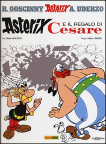 Asterix e il regalo di Cesare: 21