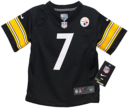 Ben Roethlisberger Pittsburgh Steelers Infant and Toddler Nike Game Jersey at SteelerMania
