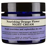 Neal's Yard Nourishing Orange Flower Night Cream, 50g-Helps keep skin supple/intensely soften and smooth the skin