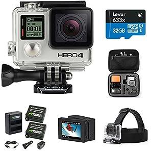 GoPro HERO4 BLACK Prime Bundle