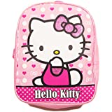 "Hello Kitty Preschool Backpack Toddler (11"" Hello Kitty Mini Backpack)"