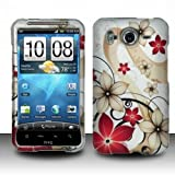 51bAufdvQoL. SL160  HTC Inspire 4G Accessory   Blossoming Spring Flower Protective Hard Rubberized Case Cover Design for AT&T Reviews