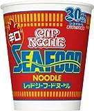 日清カップヌードル レッドシーフードヌードル 1ケース(20食入)