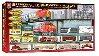 Life-Like Trains  HO Scale Super City