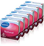 MATES CONDOMS NATURAL '3 Available in 1, 3 and 6