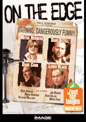 Just for Laughs - Stand Up, Vol. 2 - On the Edge (Dane Cook Stand Up Dvd compare prices)