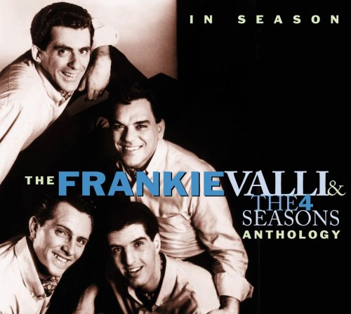 Frankie Valli And The Four Seasons - Frankie Valli And The Four Seasons - 25th Anniversary Collection - CD1 - Zortam Music
