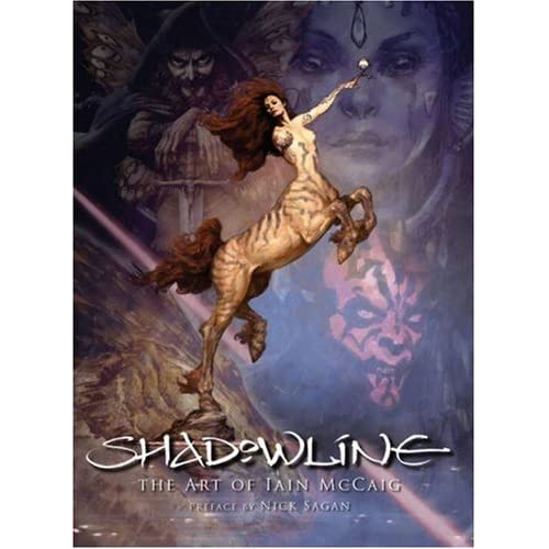 'Shadowline' front cover