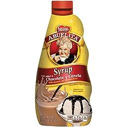 Abuelita Chocolate Cinnamon Syrup, 16 oz