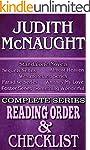 JUDITH McNAUGHT: SERIES READING ORDER...