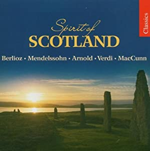 Spirit of Scotland by Chandos