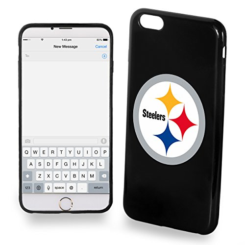 Pittsburgh Steelers iPhone 6 Protective Soft Case from Wrigleyville Sports