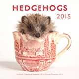 Hedgehogs 2015: 16-Month Calendar September 2014 through December 2015