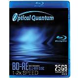 Optical Quantum 2X 25GB BD-RE Blu-r