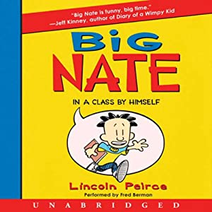 Big Nate Audiobook