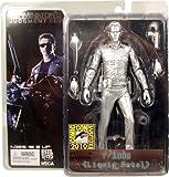 """Cult Classic - Terminator 2 Series 3 T-1000 Liquid Metal 7"""" Action figure SDCC Exclusive"""