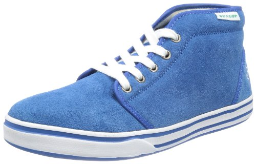 Dunlop Mens Magister Hi High Top Blue Blau (Royal Blue) Size: 7 (41 EU)