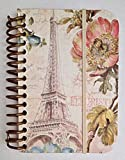 Legacy Publishing Group Little Spiral Notebook, Paris Forever (LSB29425)