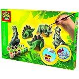 SES-01406 - Dinos giessen und anmalen