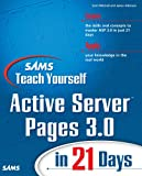 img - for Sams Teach Yourself Active Server Pages 3.0 in 21 Days book / textbook / text book