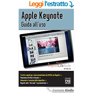 Apple Keynote. Guida al'uso (Digital LifeStyle Pro)