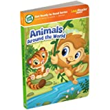 LeapFrog LeapReader Junior Book: Animals Around the World (works with Tag Junior)