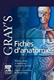 Gray's Fiches D'anatomie / Gray's Anatomy Sheets (French Edition) (2810101779) by Drake, Richard L.