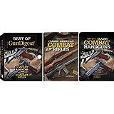 Best Of Gun Digest: (2-Book) Box Set: Classic Combat Handguns, Classic Combat Rifles