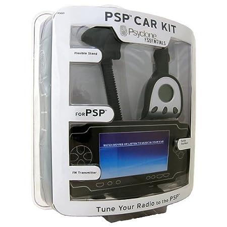 Car Kit PSP