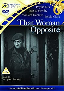 That Woman Opposite [PAL]