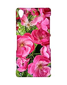 Mobifry Back case cover for Sony Xperia Z3 Mobile ( Printed design)