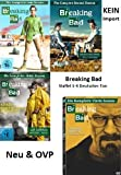 Breaking Bad - Season 1-4 Set