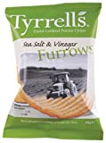 #4: Tyrrells Sea Salt and Cider Vinegar Crisps 40 g (Pack of 24)