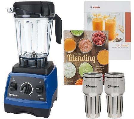 Vitamix 7500 64 oz. 13-in-1 Under Cabinet Variable Speed Blender (Vitamix Art Of Blending compare prices)