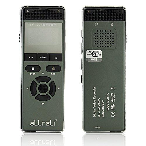 allreli-cp0038-8gb-dictaphone-enregistreur-numerique-lecteur-mp3-player-rechargeable-noir-pour-enreg