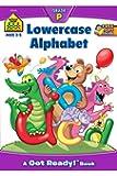 Lowercase Alphabet, Ages 3-5