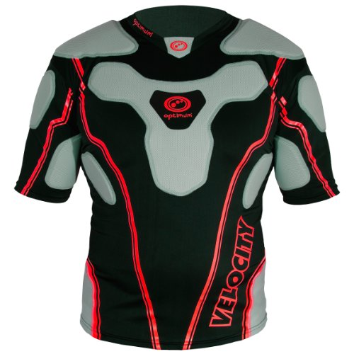 Optimum Boy's Velocity Protective Shoulder Pad