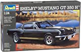 Toy - Revell 07242 - Modellbausatz Shelby Mustang GT 350 H im Ma�stab 1:24