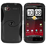 Mumbi TPU Silicone Protective Phone Case for HTC Sensation / Sensation XE