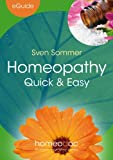 img - for Homeopathy - Quick & Easy book / textbook / text book