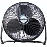 Air King 9212 12-Inch Industrial Grade High Velocity Pivoting Floor Fan